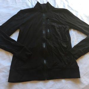 Men's G-Star Raw Black Zip Sweatshirt